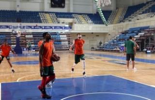 Büyükşehir Basket seyircisiyle buluşuyor