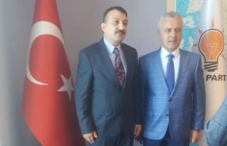 Kocaali Ak Parti ilçe Başkan Adayı Ersan DEMİR