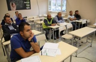 SASKİ'den teknoloji uyumlu eğitim