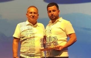 Türkiye'nin ve Sakarya'nın gururu oldu