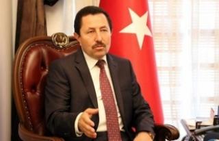Vali İrfan BALKANLIOĞLU'nun 29 Ekim Cumhuriyet...