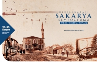 'Geçmişten Günümüze Sakarya' Sempozyumu için...