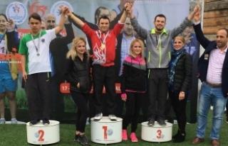 Sakaryalı Özel Sporculardan üstün başarı