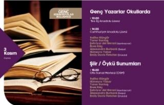 Uluslararası Genç Edebiyatçılar buluşması sona...