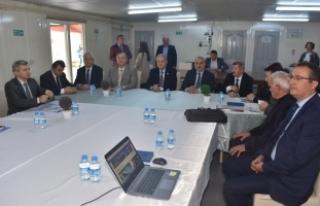 Karasu'da Balıkçıların Sorunu Barınak İle...