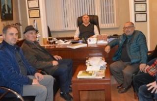 Kosovalı Başkan Sakarya İli Arı Yetiştiricileri...