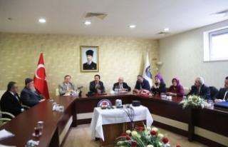 """Vali Balkanlıoğlu, """"Halk Günü"""" Toplantısında..."""