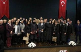 """Vali Balkanlıoğlu, """"Sakarya Halkına Büyük Hayranlık..."""