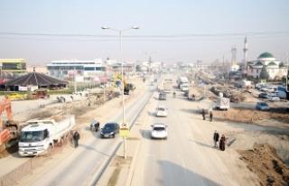 Etbalık ve TOPÇA Kavşakları trafiğe açıldı
