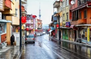 Hızırtepe Cevat Ayhan Caddesi yenilendi