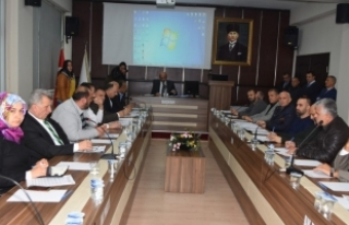 Karasu Belediyesi 2018 Yılının İlk Meclis Toplantısını...