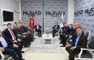 Vali Balkanlıoğlu, 'DEİK ve Dış Ticaretin Önemi'...