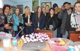 Kültürlerle El Ele Erasmus Gençlik Değişimi Projesi...