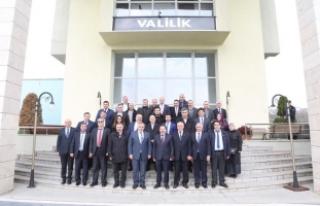 Sakarya 15 Temmuz Milli İrade Derneğinden Vali Balkanlıoğlu'na...