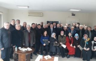 Sakarya Ordulular Derneği 4. kez Mustafa Yücetepe...
