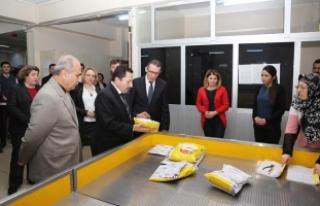 Vali Balkanlıoğlu Kurum Ziyaretlerine Devam Ediyor