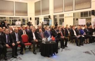 Vali İrfan Balkanlıoğlu, 11. Kalkınma Planı Hazırlık...