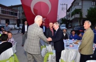 Karasu Belediyesi Şehit Ahmet Baş'ın Ruhuna İthafen...