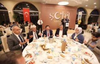 Vali Balkanlıoğlu, Bu Millet Şehitlerimize ve Ailelerine...