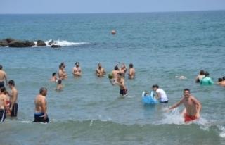 Deniz Temiz Çıktı