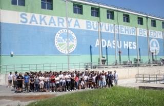 Sakarya Türkiye'deki sayılı şehirlerden birisi