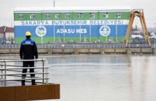 Adasu HES Türkiye'ye örnek oldu