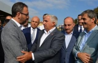 Bakan Kasapoğlu Muhtar Özçelik'in Ricasını...