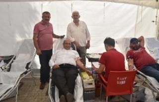 Karasu'da Her Pazartesi Kan Bağışı Günü