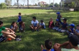 Karasu'da Işıklı Gelecekler Projesi