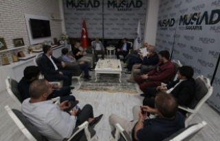 MÜSİAD Sakarya'da Dünya ve Türkiye Ekonomisi...