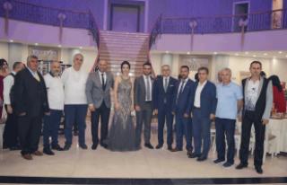 Sena İle Talha Çağatay; Muhteşem bir törenle...