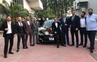 Seval ile MuratMuhteşem düğünleYuvasını...