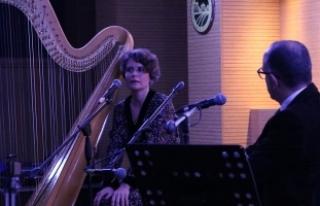Arp ile dünya müzikleri Ziya Taşkent'te