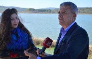 Ferizli Gölkent Gölü Turizme Kazandırılıyor