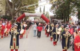 Geyve festivali başladı