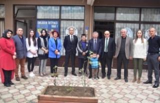 Karasu Kaymakamı Aziz Mercan, Karasu Belediyesi Sosyal...