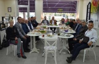 Sakarya'daki Engelli dernekleri temsilcileriyle...