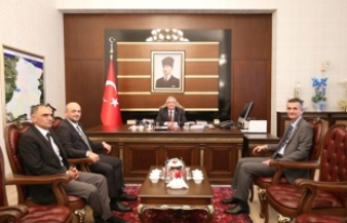 Milletvekili Dikbayır'dan Vali Nayir'e Ziyaret