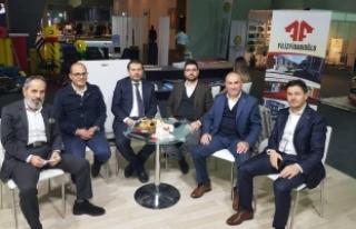 MÜSİAD Sakarya Başkanı Yaşar Coşkun 17. MÜSİAD...