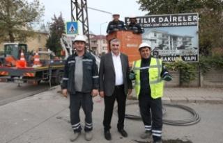 O arter Büyükşehir'le yenileniyor