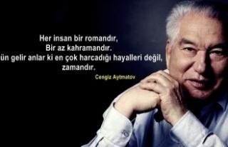 Cengiz Aytmatov SAÜ'de anılacak