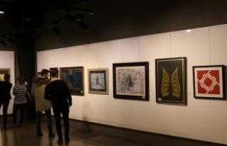 Derin Dalgalar' sergisi OSM'de açıldı