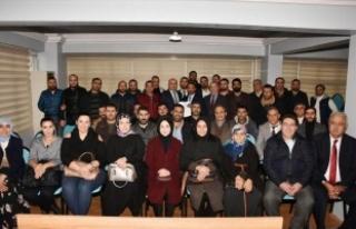 Mehmet Demir, Belediye Meclis üyesi aday adaylığına...