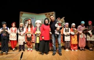 'Nasreddin Hoca' Akyazı SGM'de sahnelendi