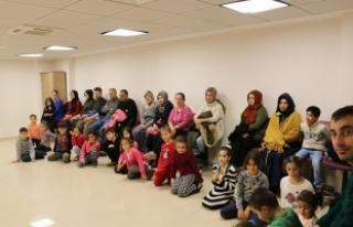 Sapanca SGM'de 'Aile ve Çocuk' etkinlikleri...