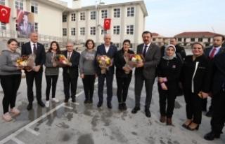 Tobb ve Türk-iş Başkanlarından Vali Nayir'e...
