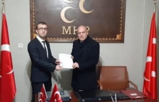 Genç Avukat Alperen Durmaz Sapanca'dan aday adayı...