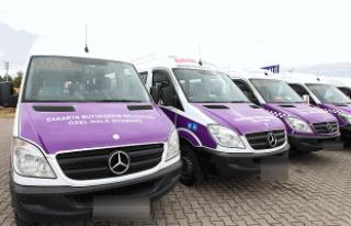 Halk otobüslerine 2018 ödemeleri tamamlandı