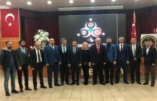 İstanbul Osmanlı Ocakları 1299 il ve ilçe teşkilatları...