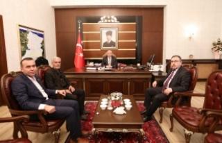 Vali NAYİR Şehit Polis Memuru Fethi SEKİN'in...